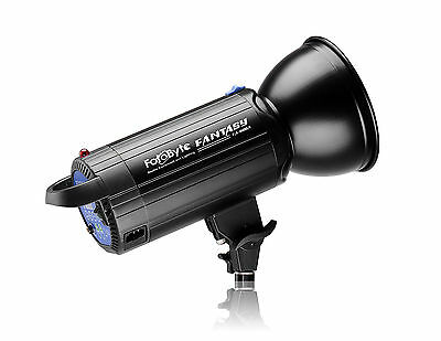 Flash Head 600w Lamp studio Bowens Mount fit Light Earthed Strobe Professional