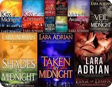 Lara Adrian Audio Books Collection On CD Croydon Maroondah Area Preview