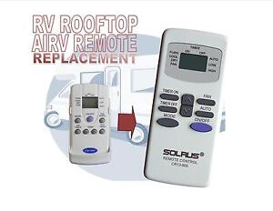 Carrier Air V Remote Control Replacement For Airv Rv Air