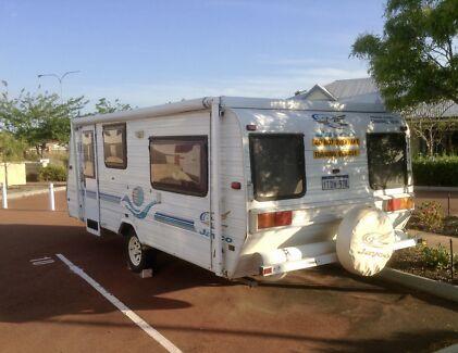 For sale Jayco caravan