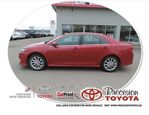 2012 Toyota Camry SE Local Trade, Loaded