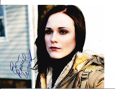 Evan Rachel Wood Signed 8X10