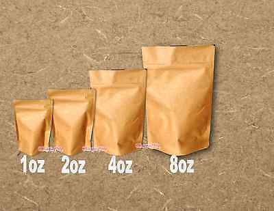 25 -vari-size Choicekraft Stand Up Pouch Bags Resealable Bags Food Packaging