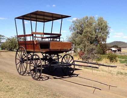 Wagonette  Mount Tyson Toowoomba Surrounds Preview