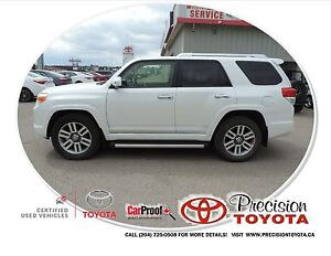2013 Toyota 4Runner Limited, Local One Owner, Leather, Navi,...