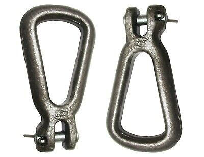 516 Clevis Style Reeving Ring Rigging Decorative Attachment Rope Loop Slip