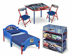 disney cars 3 toddler twin bed kids furniture bedroom set boys bedroom