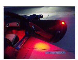 C7 CORVETTE LED DOOR HANDLE & PUDDLE LIGHTING KIT (SUPERBRIGHT)