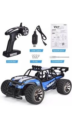 SIMREX A130 RC CARS High Speed 20MPH Scale RTR Remote control Brushed...