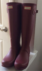 Hunter Boots Tall Size 8