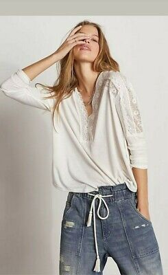 Free People Lola Top, NWT, Large