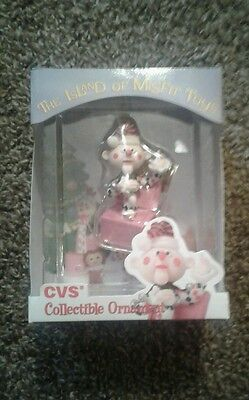 Rudolph Island of Misfit Toys ornament Charlie in the box