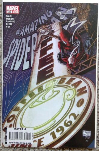 The Amazing Spiderman #593 - NM or better