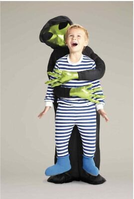 EUC Chasing Fireflies Alien Abduction Costume for Boy or girl UNISEX size 12