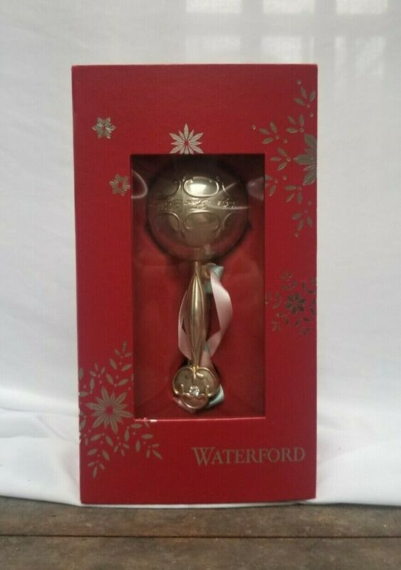 """2015 Waterford Silverplate """"Baby"""