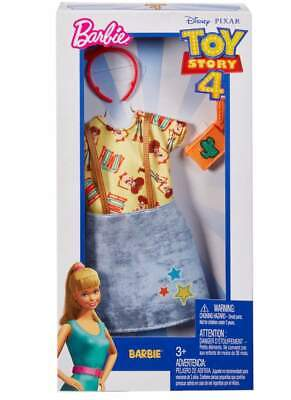 Woody Outfits Toy Story (DISNEY TOY STORY 4 BARBIE WOODY OUTFIT)