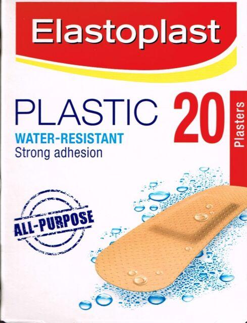 =>PRICE SMASH ELASTOPLAST Plastic Water-Resistant 20 Plasters