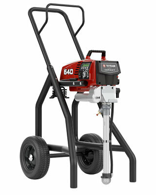 Titan 805-004 805004 Impact 640 High Rider Airless Paint Sprayer Complete