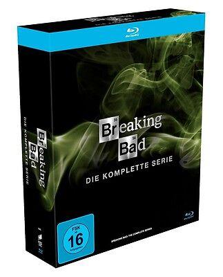 Breaking Bad - Die komplette Serie * NEU OVP * Blu-ray * Komplettbox ()