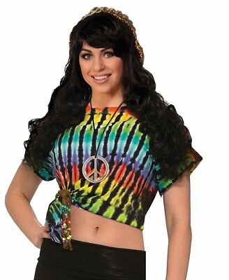 Hippie Tie Dye T-Shirt Unisex for Adults/Teens New by Forum 74843](Hippie Costumes For Teens)