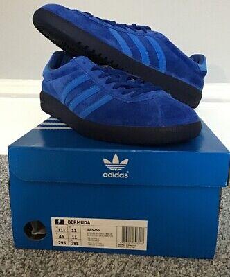 Adidas Bermuda size 11 royal blue not Berlin, Dublin, Manchester, Köln, Malmo