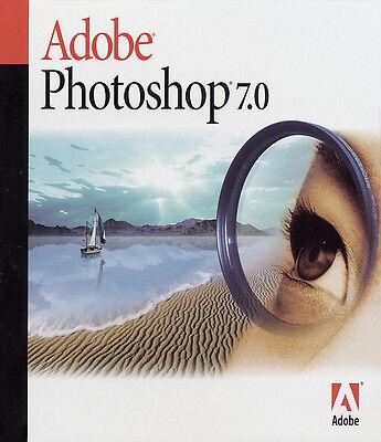 Adobe Photoshop 7 0 For Windows