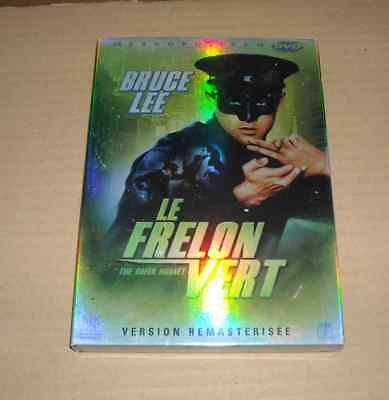 DVD LE FRELON VERT BRUCE LEE