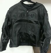 Mens Leather Coat XXL