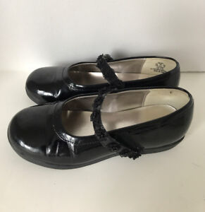 Girls Stride Right Dress Shoes Size 12 W