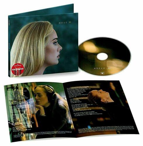 Adele - 30 ( Target Exclusive, Deluxe CD ) +3 BONUS TRACKS PRE ORDER TARGET