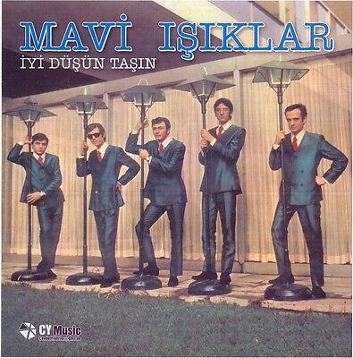 MAVI ISIKLAR LP - IYI DUSUN TASIN  offical Re-Press LP