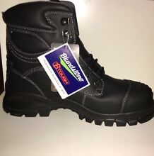 New - Blundstone Btough black steel cap work boots RRP$190 sz12 Scarborough Stirling Area Preview