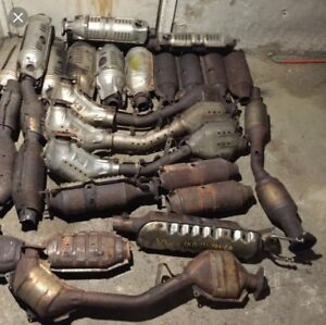 LOOKING TO SELL CATALYTIC CONVERTERS