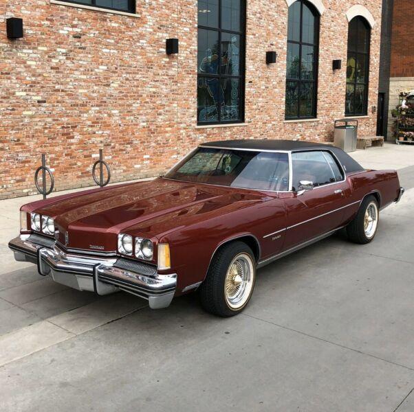 1973 TORONADO! Show Car!