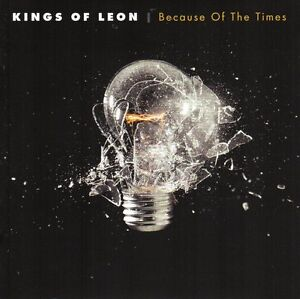 KINGS-OF-LEON-BECAUSE-OF-THE-TIMES-CD-13-TRACKS-2007