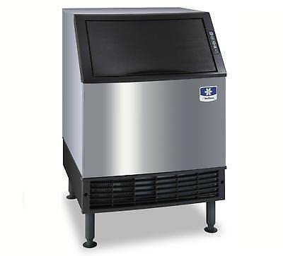 Manitowoc Uyf-0190a 193lb Neo Series Undercounter Half Dice Ice Machine - Air