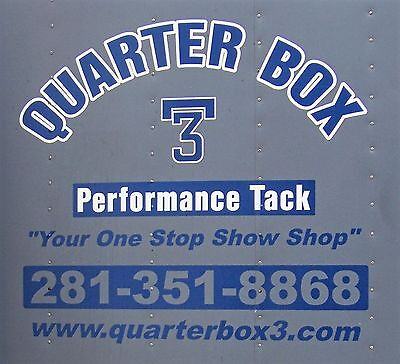 Quarter Box 3 Performance Tack