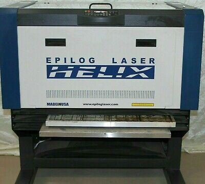 Epilog Helix Laser Engraver Engraving Universal Trotec