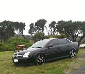2005 Holden Vectra Sedan Seaford Meadows Morphett Vale Area Preview