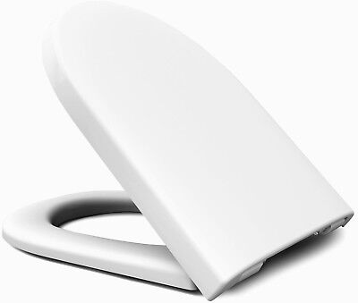 Sanibel WC Sitz 3001 weiss mit/ohne Softclose Absenkautomatik Take Off Scharnier