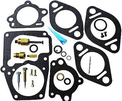 Carburetor Kit For International Harvester Ihc With Amc Engine 232 13685 13842