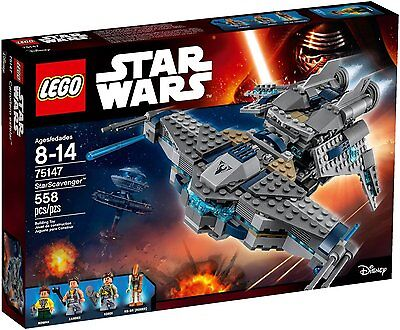Lego Star Wars 75147 Starscavenger New - Sealed