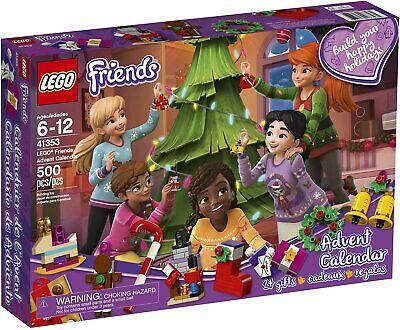 LEGO 41353 Lego Friends Advent Christmas Calendar - Sealed, Bruised, Damaged Box