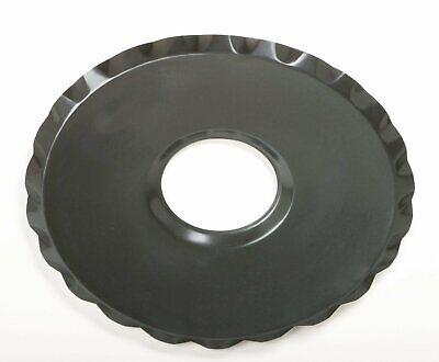 "Norpro New Non Stick Oven Splatter Guard Pie Pan Bake Over 12""/30.5cm 3953"