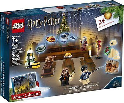 LEGO Harry Potter Advent Calendar 75964 Brand New & Sealed Christmas