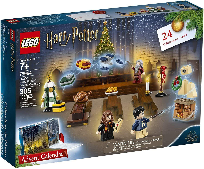 LEGO Harry Potter Advent Calendar #75964 Ships Free