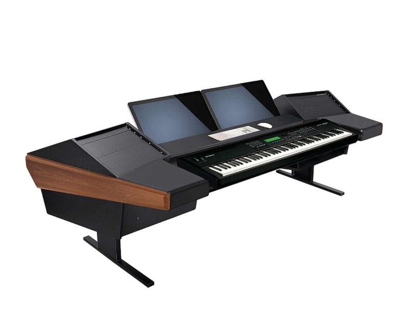 Argosy Dual 15kl Keyboardworkstation Mahogany | D15kl-dr800-b-m | Pro Audio La