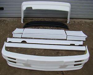 bmw e30 mtech 2 m technick complet kit de carrosserie pour. Black Bedroom Furniture Sets. Home Design Ideas