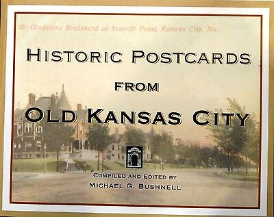Historic Postcards of Old Kansas City