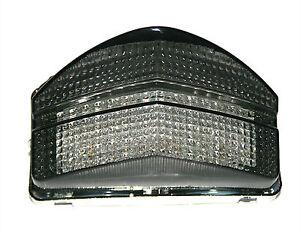 feu arriere fum led clignotant int gr tail light honda cbr 600 fs f4i 2001 02 ebay. Black Bedroom Furniture Sets. Home Design Ideas